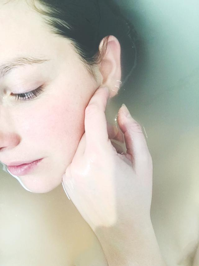 Efek Menggunakan Facial Wash Apel Alami