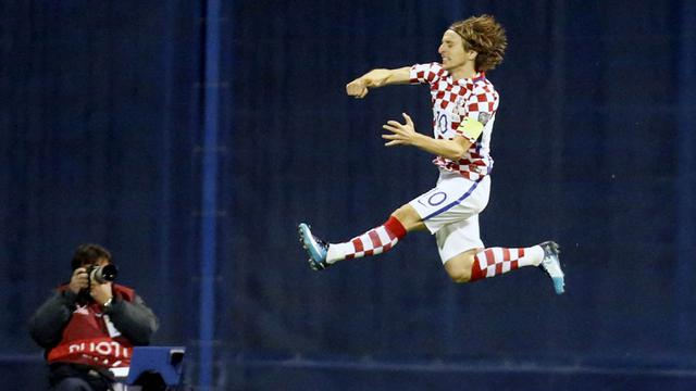 Kroasia, Yunani, Piala Dunia 2018