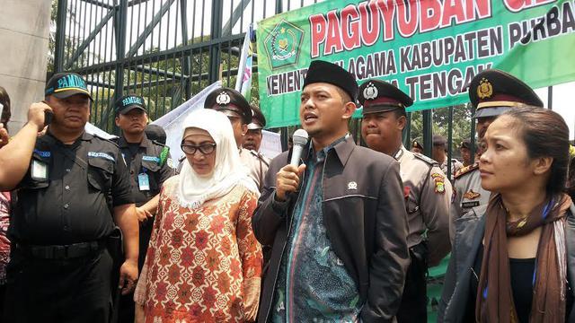 20151027-Anggota Komisi VIII Maman Imanul Haq-TPG NonPNS-Kemenag-Jakarta