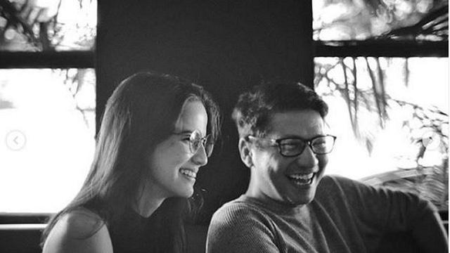 Gading Marten - Juria Hartmans (Foto: Instagram/@gadiiing)