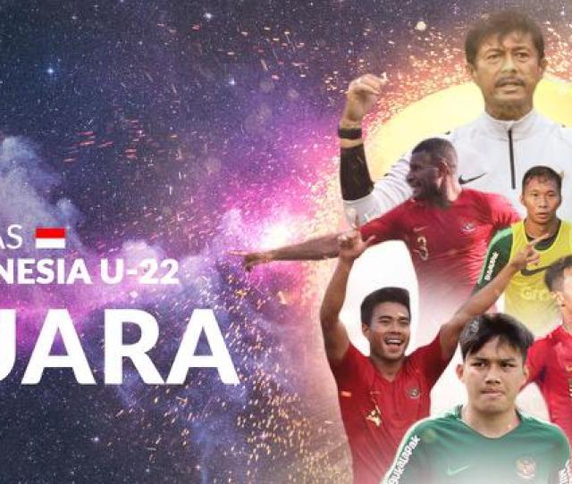 Masih Ada  Turnamen Lagi Trofi Piala Aff U  Harus Jadi