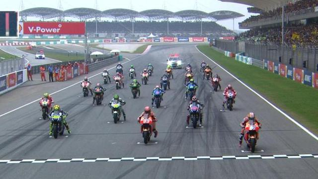 Grid MotoGP