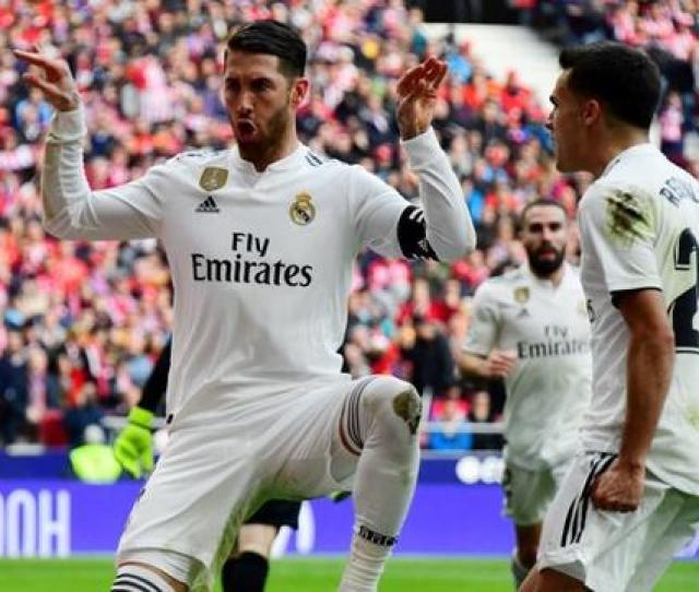 Hasil Liga Spanyol Tadi Malam Real Madrid Menangi Laga Derby