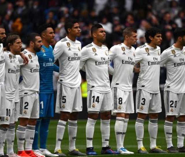 Skuat Termahal Di Dunia Real Madrid Ungguli Barcelona Bola