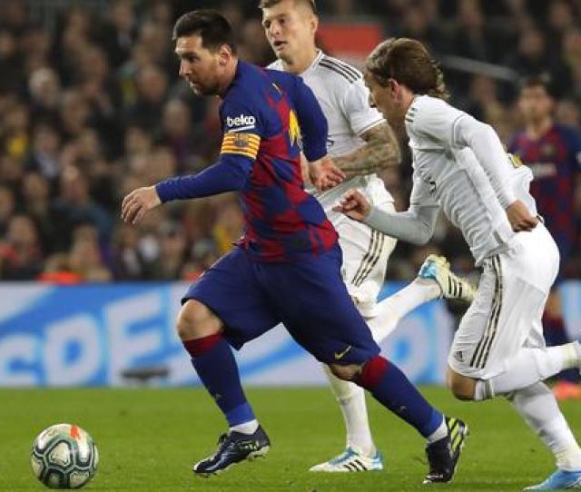 Fakta Menarik Usai Duel El Clasico Barcelona Vs Real Madrid