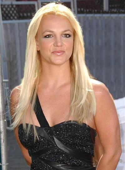 Britney Spears Beauty Riot