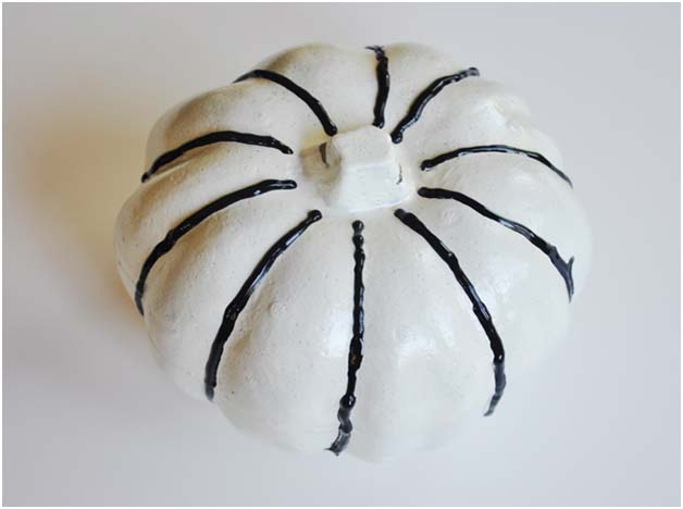 Making Puffy Paint Pumpkins They 39 Re Not As Cheesy It Sounds