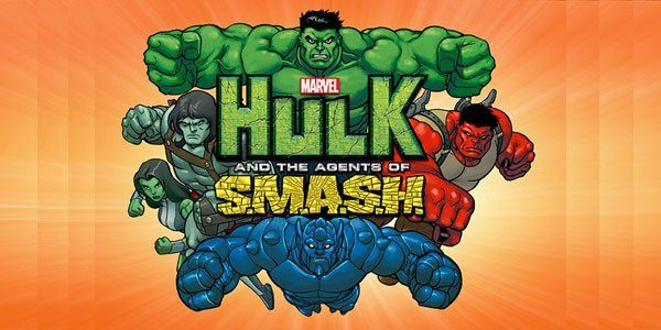First Trailer For New Marvel Animated Series Hulk And The Agents Of SMASH SuperHeroHype