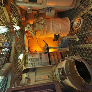 Skylab Space Station Inside (page 2)  Pics about space