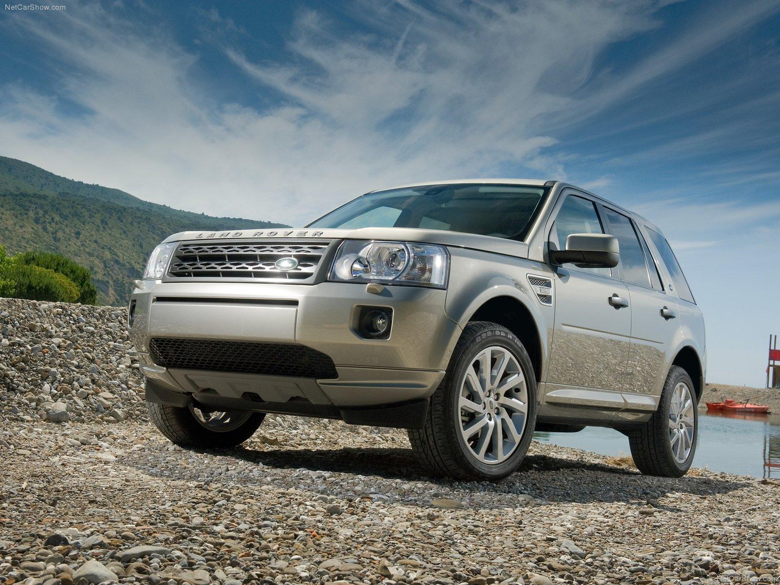 3DTuning of Range Rover Freelander Crossover 2011 3DTuning