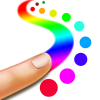 Fingerpaint Magic Draw and Color by Finger