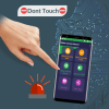 Don't Touch My Phone: Security Alarm by Hand Touch