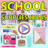 DIY School Supplies Ideas | DIY
