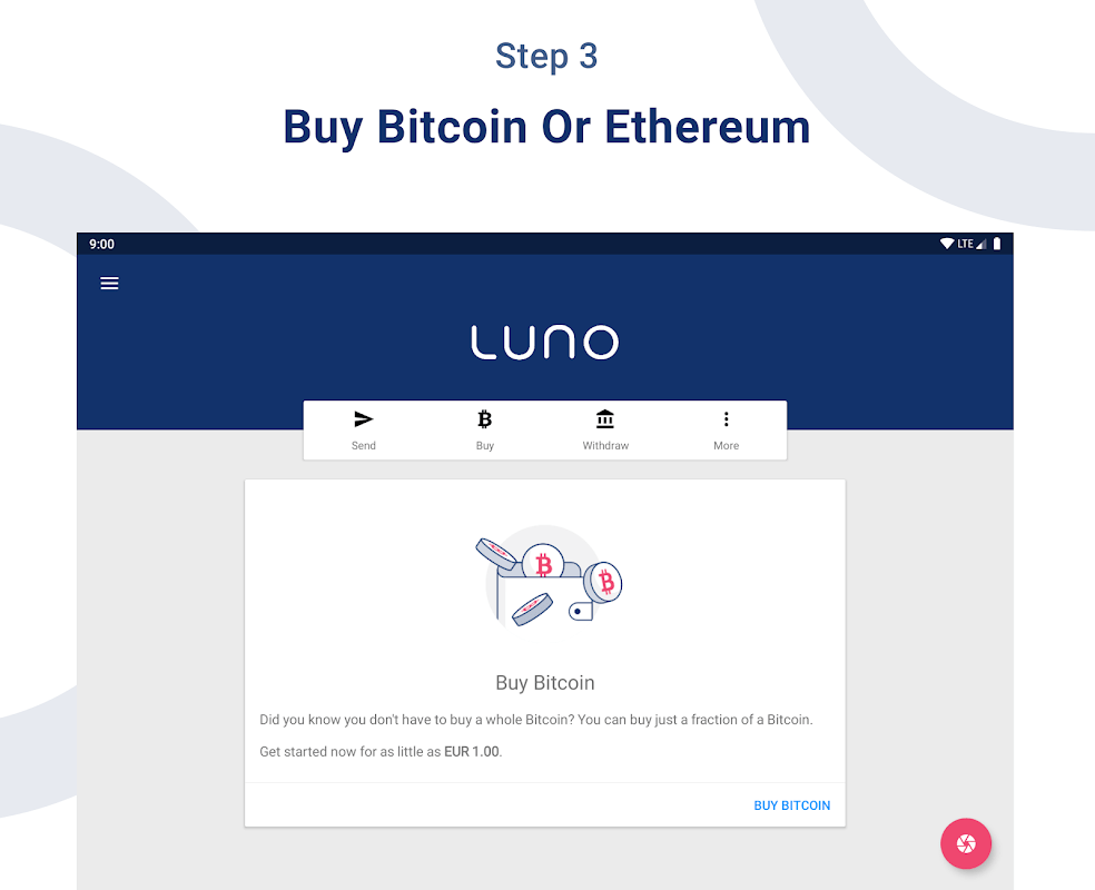 luno buy bitcoin ethereum and cryptocurrency now