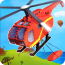 Craft Helicopter Blocky City Sky Rescue