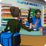Supermarket robbery grand city real gangster games