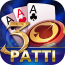 Teen Patti City-3 Patti online game