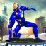 Superhero Iron Steel Robot - Rescue Mission 2020