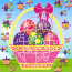 Easter Bunny Egg Jigsaw Puzzle Family Game