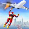 Real Robot Superhero Rescue Mission