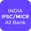 Indian IFSC/MICR All BANK