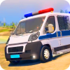 Police Van Gangster Chase - Police Bus Games 2020