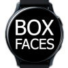 BOX FACES - watch faces for Wear OS, Tizen watches