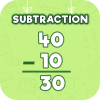 Learn Subtraction - Subtract Math Games For Kids