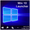 Computer Launcher for Windows Theme