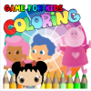 Kids Game Coloring Pages
