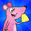 Mikey Spy Mouse Trap: Cheese and Mouse Maze Games
