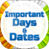Important dates and days in indian history