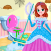 Princess House cleaning Games