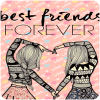 Girl BFF Wallpapers