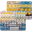 Railway Emoji Keyboard Theme