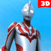 Ultrafighter3D : Ribut Legend Fighting Heroes