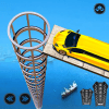Cyber Car Stunts Mega Ramp