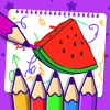 Coloring Objects For Kids