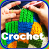 Crochet stitches step by step👕Learn crochet