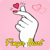 Finger Heart Wallpapers