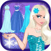 ❄ Icy dress up game ❄ frozen land