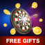 Gift Darts: free gifts, giveaways, fun game