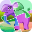 Fun Jigsaw Puzzle Book Apps - Kids Puzzles Games