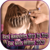 Best Hairstyle Step by Step For Girls Offline 2020