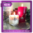 how to decorate a candle with ribbon