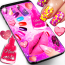 Nail art for girls live wallpaper
