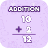 Math Addition Quiz Facts Games - Learn To Add App