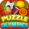 Puzzle Olympics : 3 Match sports puzzle game