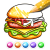 Food Coloring Game - Learn Colors