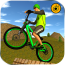 BMX Offroad Bicycle rider 3D